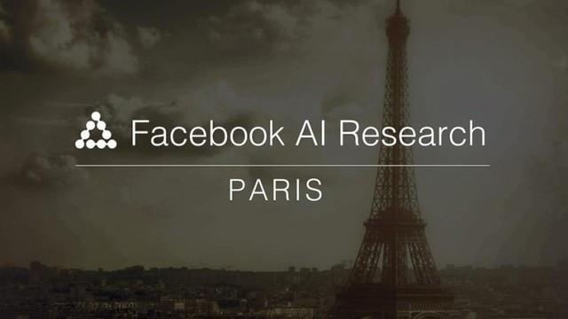 FB进一步布局AI 欲将FAIR扩充至400人